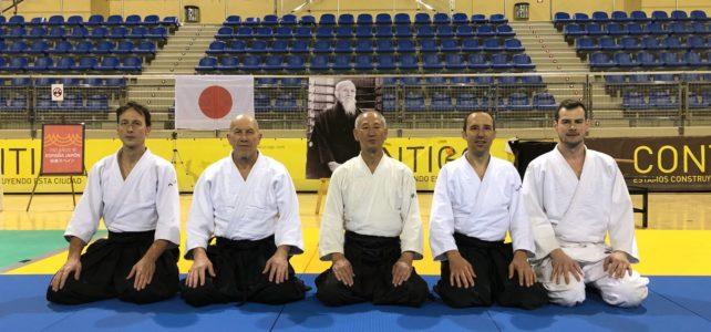 Oster Seminar mit Inagaki Sensei auf Gran Canaria