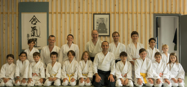 Aikido-Familie(n)
